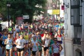 El próximo jueves, día 14, finaliza el plazo para inscribirse en la XIX Carrera de Atletismo Subida a La Santa de Totana