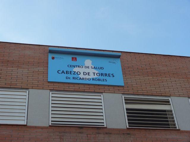 El centro de salud de cabezo de torres recibe el nombre del cirujano ricardo robles - Centro de salud la flota ...