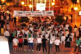 UIDM reitera su compromiso con Puerto de Mazarrón que se vuelca con Ginés Campillo