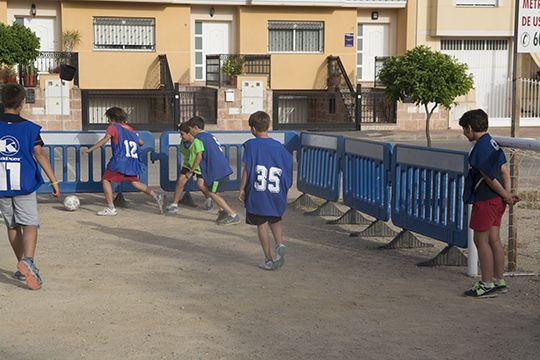 Cientos de niños participan en los Deportimayos, Foto 1