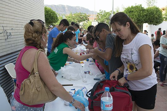 Cientos de niños participan en los Deportimayos, Foto 2