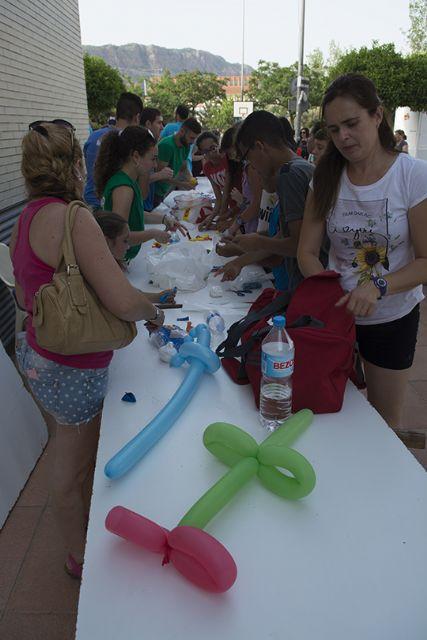 Cientos de niños participan en los Deportimayos, Foto 3
