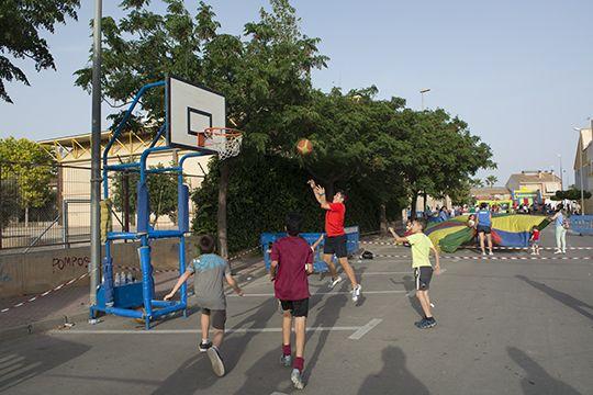 Cientos de niños participan en los Deportimayos, Foto 6