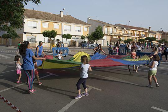 Cientos de niños participan en los Deportimayos, Foto 7