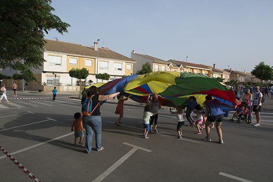 Cientos de niños participan en los Deportimayos, Foto 8