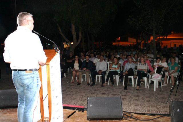 Los jóvenes, las fiestas y colectivos más desfavorecidos centran el mitin de UIDM en el colegio Francisco Caparrós, Foto 5