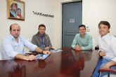 La empresa de cosm�tica Tahe tambi�n se instala en el parque industrial de Alhama