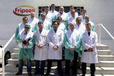 La sociedad gastron�mica Club Murcia Gourmet visita Fripozo