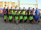 El Bala Azul Fútbol Playa se desplaza a Italia para disputar la Liga de Campeones Europeos