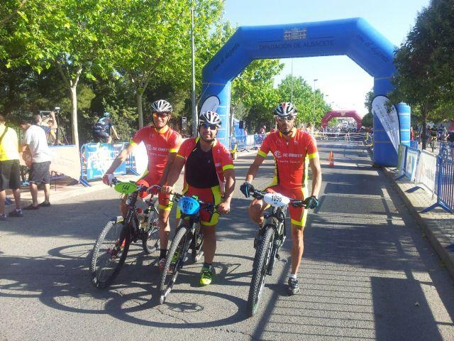 José Andreo sube de nuevo al podium en Villarobledo (Circuito btt Albacete), Foto 1