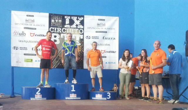 José Andreo sube de nuevo al podium en Villarobledo (Circuito btt Albacete), Foto 2