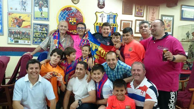 La PB Totana celebra la consecución de la Copa del Rey, Foto 2
