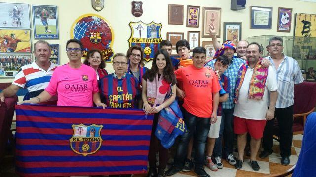 La PB Totana celebra la consecución de la Copa del Rey, Foto 3