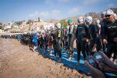 Varios totaneros participaron en el II Triatlón Bahía de Mazarrón, que tuvo lugar el pasado domingo en Bolnuevo - 1