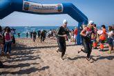 Varios totaneros participaron en el II Triatlón Bahía de Mazarrón, que tuvo lugar el pasado domingo en Bolnuevo - 5