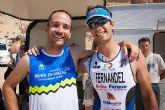 Varios totaneros participaron en el II Triatlón Bahía de Mazarrón, que tuvo lugar el pasado domingo en Bolnuevo - 16