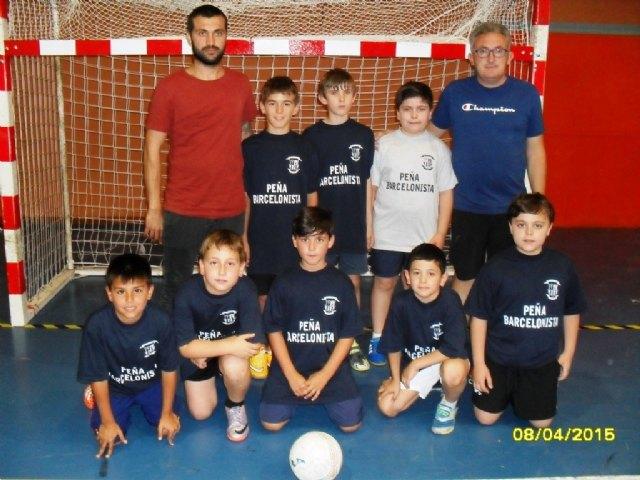 El Colegio Santa Eulalia se proclamó campeón regional de Multideporte Benjamín de Deporte Escolar, en la final regional celebrada en Águilas, Foto 1