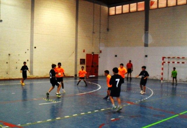 El Colegio Santa Eulalia se proclamó campeón regional de Multideporte Benjamín de Deporte Escolar, en la final regional celebrada en Águilas, Foto 2