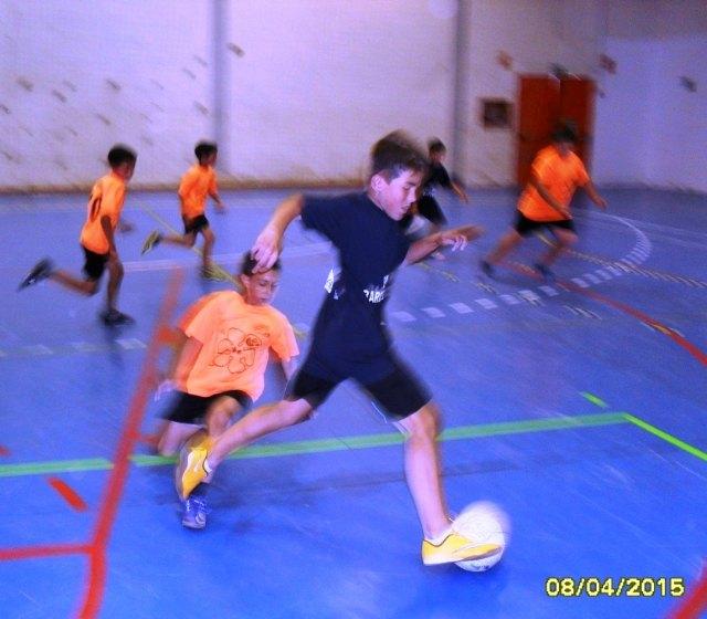 El Colegio Santa Eulalia se proclamó campeón regional de Multideporte Benjamín de Deporte Escolar, en la final regional celebrada en Águilas, Foto 3