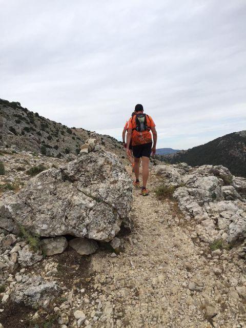 Sexta salida organizada por el grupo de amigos de la montaña Kasi Ná Trail, Foto 1