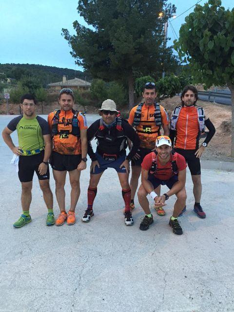 Sexta salida organizada por el grupo de amigos de la montaña Kasi Ná Trail, Foto 4