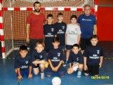 El Colegio Santa Eulalia se proclamó campeón regional de Multideporte Benjamín de Deporte Escolar, en la final regional celebrada en Águilas