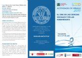 La Universidad del Mar programa un curso de verano dedicado al cine en las ciencias sociales