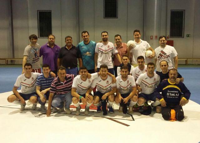 El equipo ceutiense Los Torraos FS, a la final de Copa de la Federación de aficionados, Foto 1