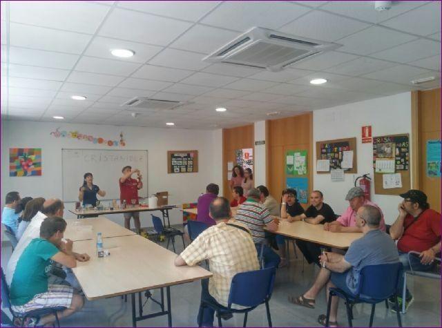 El Centro de Día para Personas con Enfermedad Mental ha organizado actividades especiales, Foto 2