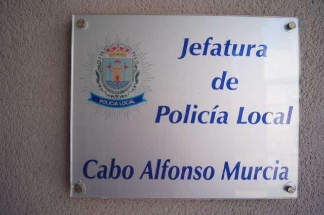 La Asociación de Jefes de la Policía Local de la Región de Murcia se reúne en Totana, Foto 1
