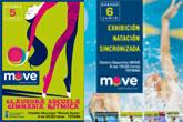 El viernes 5 de junio tendrá lugar la clausura de la Escuela de Gimnasia Rítmica MOVE