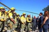 La Comunidad moviliza diariamente a m�s de 440 personas para afrontar la temporada de peligro alto de incendios forestales
