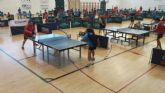 Campeonato Autonomico individual de Tenis de Mesa de la Region de Murcia
