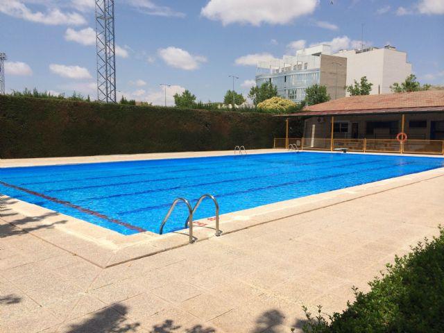 Jumilla deportes pondr en marcha la piscina municipal for Piscina alcantarilla