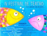 El IES Antonio Hellín de Puerto de Mazarrón alberga el IV Festival de Teatro