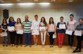 Ocho voluntarias universitarias de la UMU han participado en el programa de Refuerzo educativo