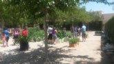 """El CEIP Deitania celebra el día del medio ambiente con una jornada de """"Huertas Abiertas"""""""