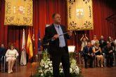 Se constituye la nueva Corporación municipal de Totana para la legislatura 2015/19