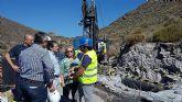 Un nuevo proyecto de investigaci�n analiza los tramos de falla geol�gica entre G�ñar y Alhama