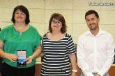 El Ayuntamiento hace un reconocimiento p�blico a la totanera, Naca P�rez de Tudela - 10