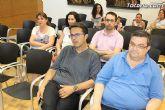 El Ayuntamiento hace un reconocimiento p�blico a la totanera, Naca P�rez de Tudela - 5