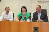 El Ayuntamiento hace un reconocimiento p�blico a la totanera, Naca P�rez de Tudela - 6