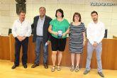 El Ayuntamiento hace un reconocimiento p�blico a la totanera, Naca P�rez de Tudela - 8