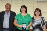 El Ayuntamiento hace un reconocimiento p�blico a la totanera, Naca P�rez de Tudela - 11