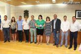 El Ayuntamiento hace un reconocimiento p�blico a la totanera, Naca P�rez de Tudela - 12