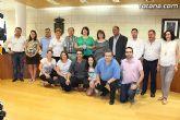 El Ayuntamiento hace un reconocimiento p�blico a la totanera, Naca P�rez de Tudela - 13