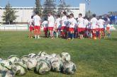 Un total de 42 niños participan en el II Campamento de Verano del Real Murcia CF