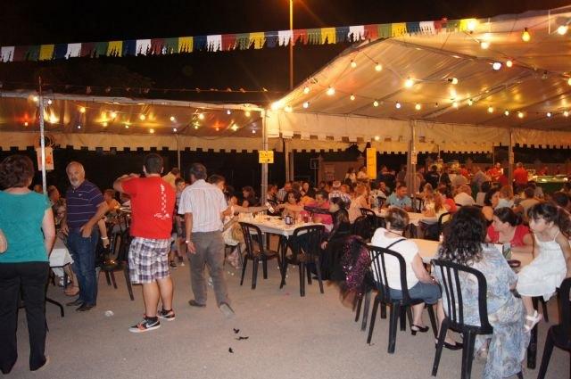 Continúa el calendario de festejos en barrios y pedanías de Totana programado para este verano