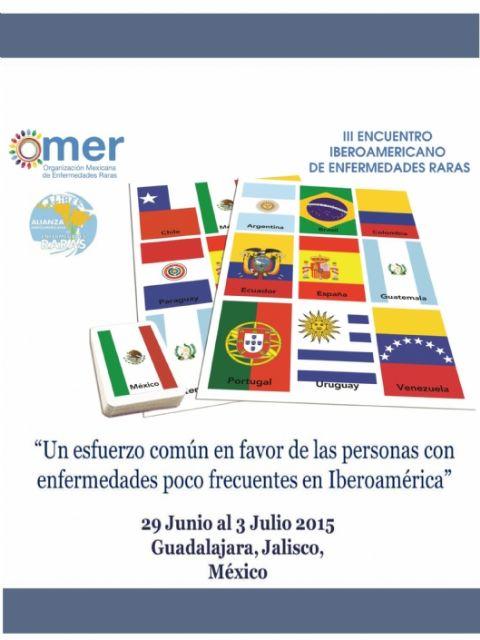 AELIP y D´genes participan en el III Encuentro Iberoamericano de Enfermedades Raras
