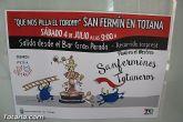La Peña de Carnaval Gertrudis celebra este sábado, día 4 de julio, los Sanfarmines totaneros con la actividad Que nos pilla el toro!!!! - 2